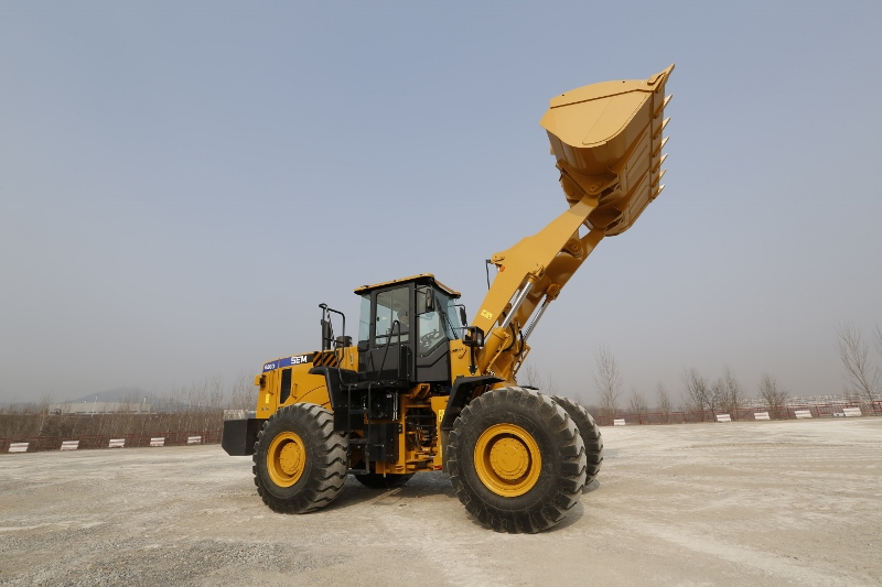 SEM656D BSIII for India Wheel Loader