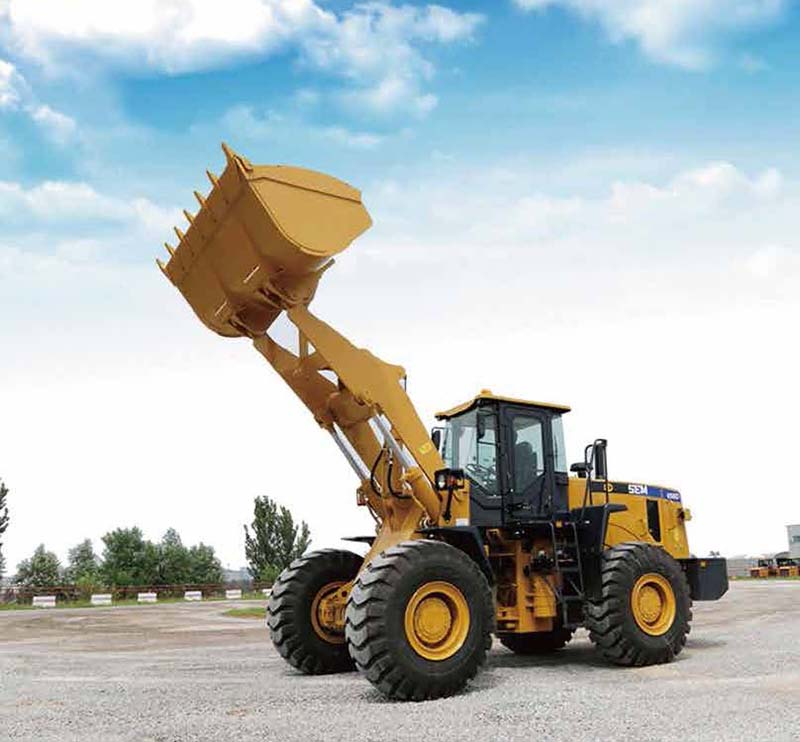 SEM656D (Weichai) Wheel Loader