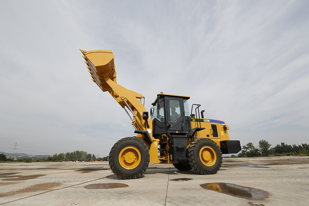 SEM636D (Cummins) Wheel Loader