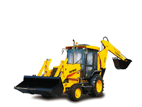 XGMA XG765E Backhoe Loader