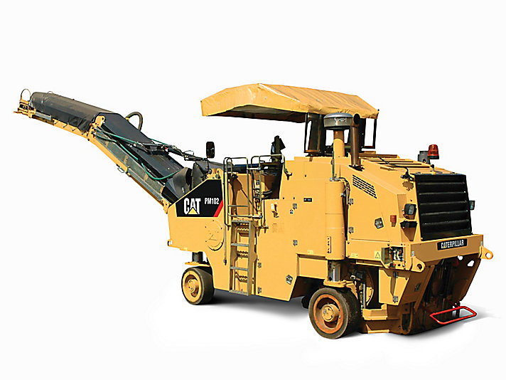 Cat Cold Planer PM102 - Wheel