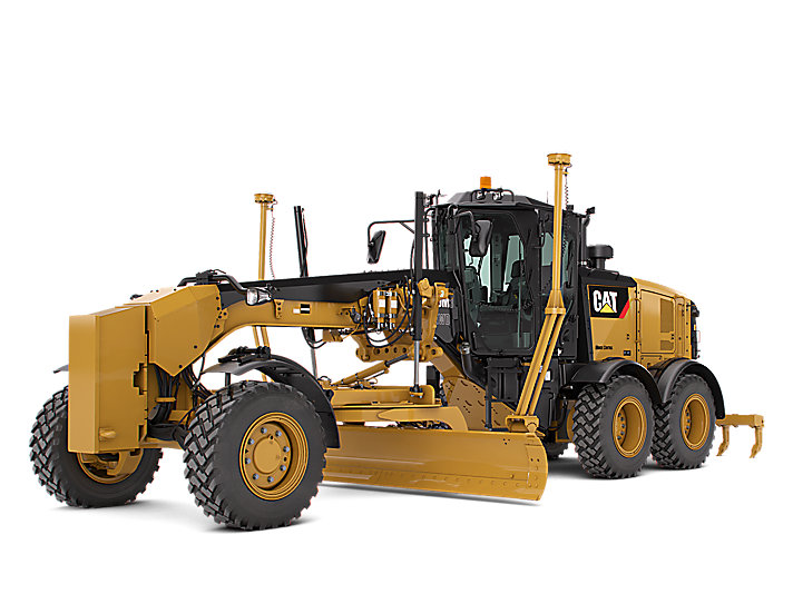 Cat M Series Motor Graders 140M3/140M3 AWD