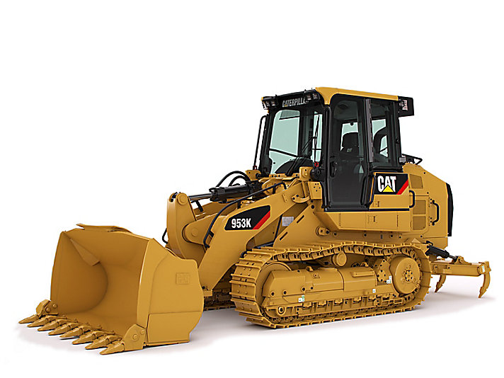 Cat Track Loaders 953K