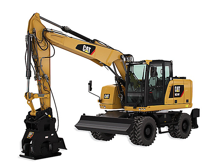 Cat Wheel Excavators M314F (2017)