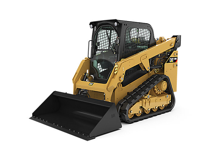 Cat Compact Track Loaders 249D
