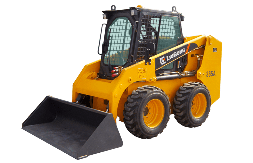 LIUGONG 365A Skid-Steer-Loaders