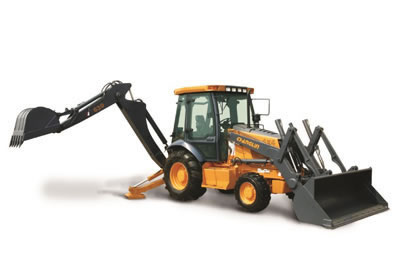 GUOJICHANGLIN 630 Backhoe Loader