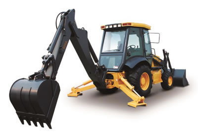 GUOJICHANGLIN 630A Backhoe Loader