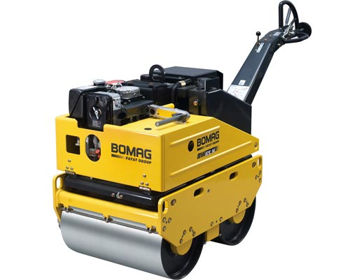 BAOMAG BW 65 H D/E Walk Behind Rollers