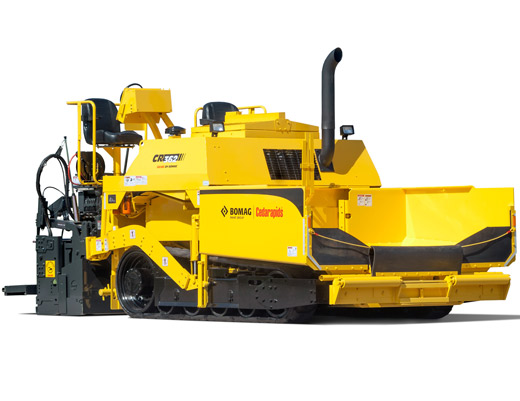 BAOMAG CR362L Cedarapids Paving Equipment