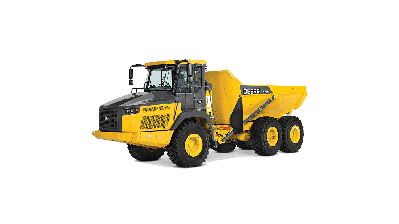 DEERE 260E ADT Articulated Dump Trucks