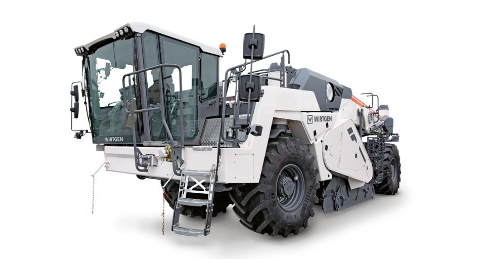 WIRTGEN WR 200i Cold recyclers and soil stabilizers