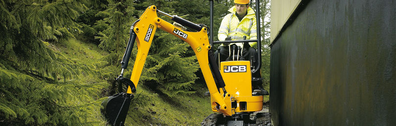 JCB 8008 CTS Mini Excavators
