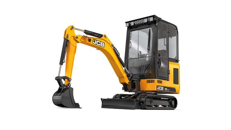 JCB 15C-1 Mini Excavators