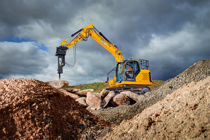 JCB 131X Tracked Excavators