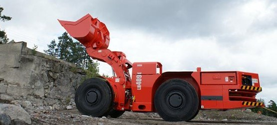 SANDVIK LH409E Electric LHD
