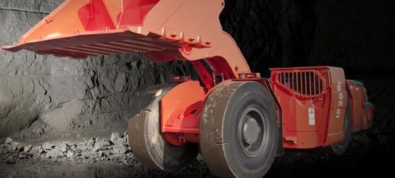 SANDVIK LH208L Low-profile LHD