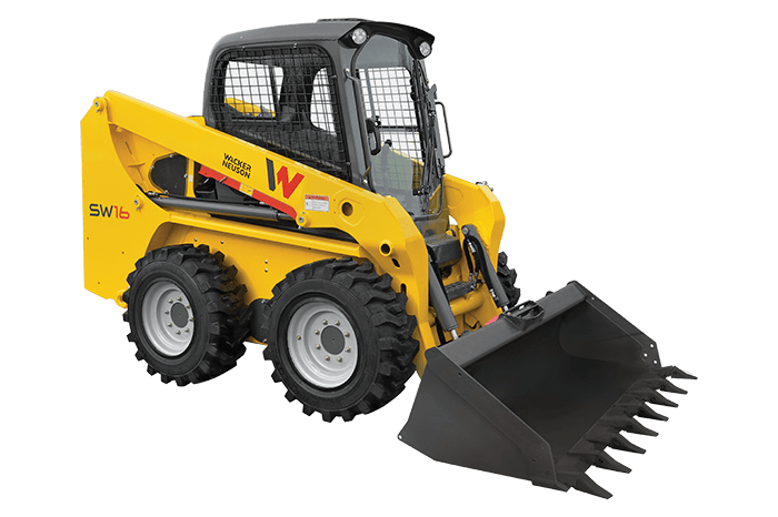 WACKER NEUSON SW16 Track Loaders