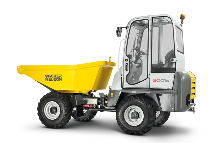 WACKER NEUSON 3001 Wheel Dumpers
