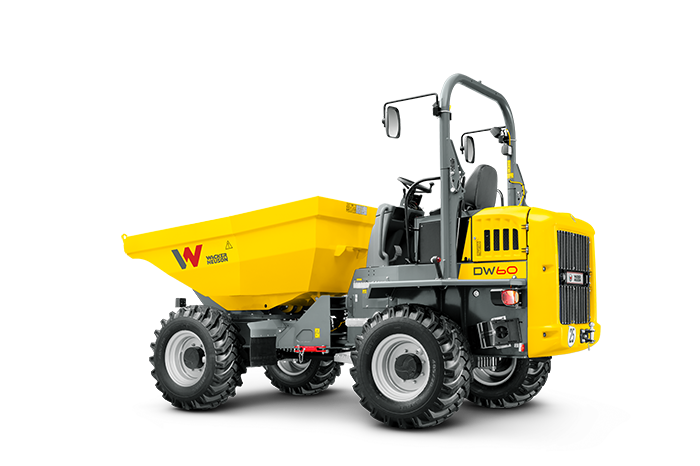 WACKER NEUSON DW60 Wheel Dumpers