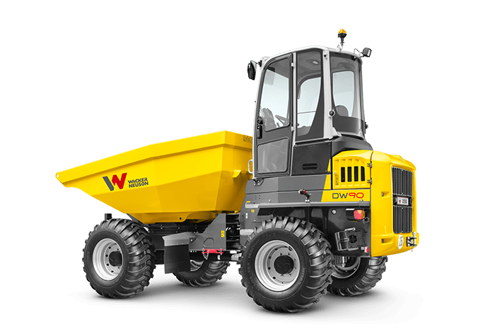 WACKER NEUSON DW90  Wheel Dumpers