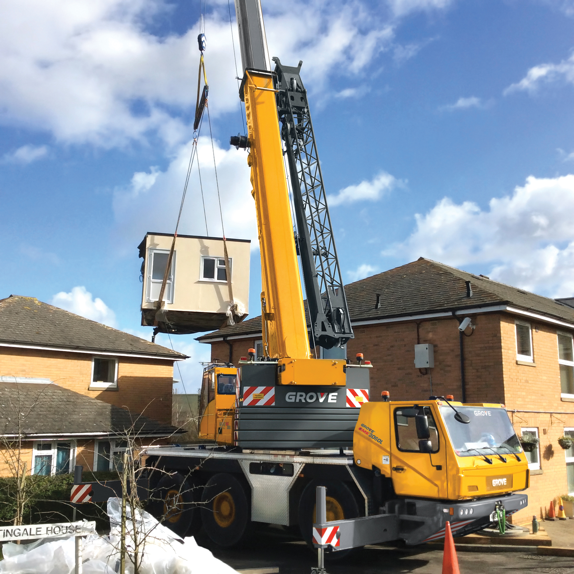 Manitowoc GMK3060L (NEW) All Terrain cranes