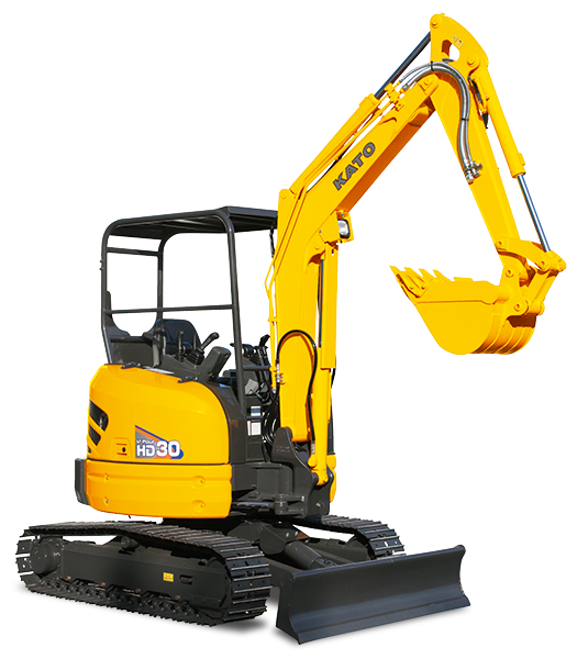 KATO HD30V4 Mini Excavators