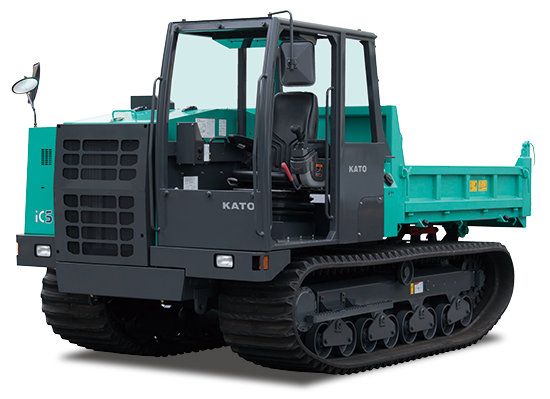 KATO IC55 Crawler Carrier