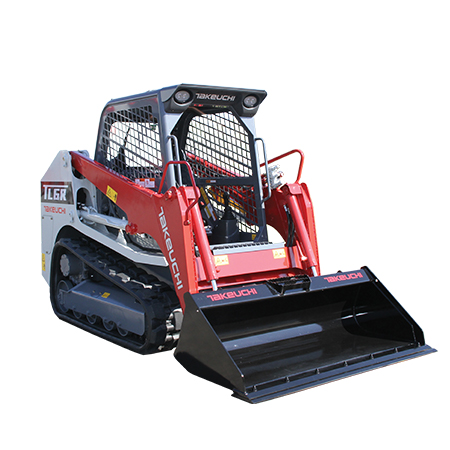 Takeuchi TL6R Compact Track Loaders