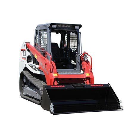 Takeuchi TL8 Compact Track Loaders