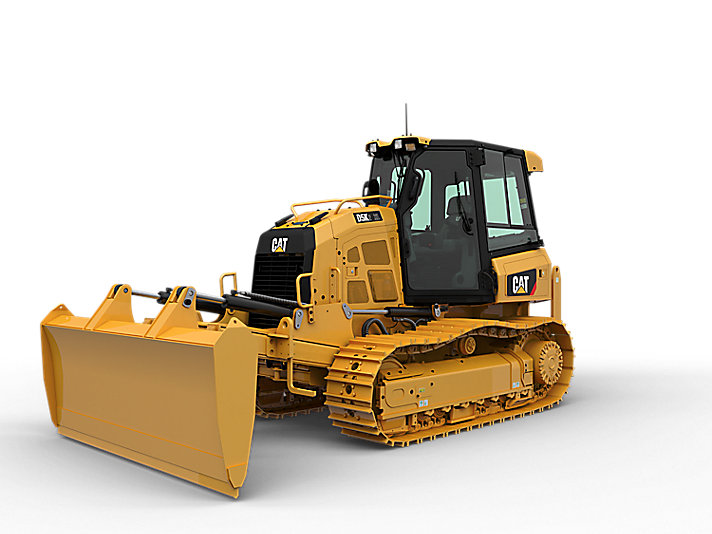 Cat Small Dozers D5K2 SHIPHOLD PORT HANDLING