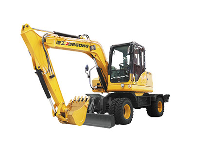 DEGONG DEGONG DG680 wheel backhoe loader