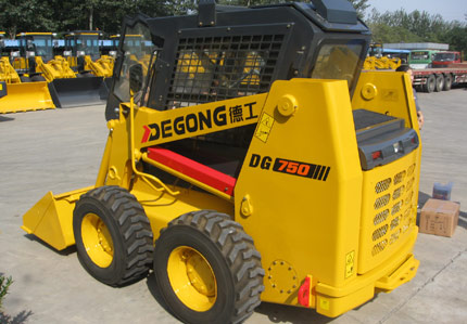 DEGONG DG750 Skid Steer Loader