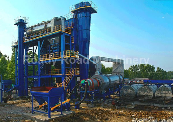 Roady ZLBS160 Asphalt Recycling Plant