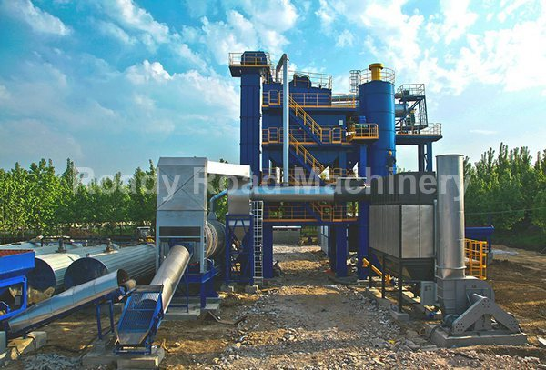 Roady ZLBS120 Asphalt Recycling Plant