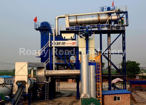 Roady ZLBS80 Asphalt Recycling Plant