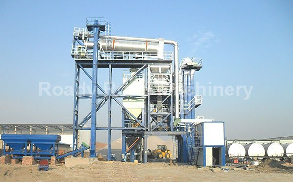 Roady ZLBS60 Asphalt Recycling Plant