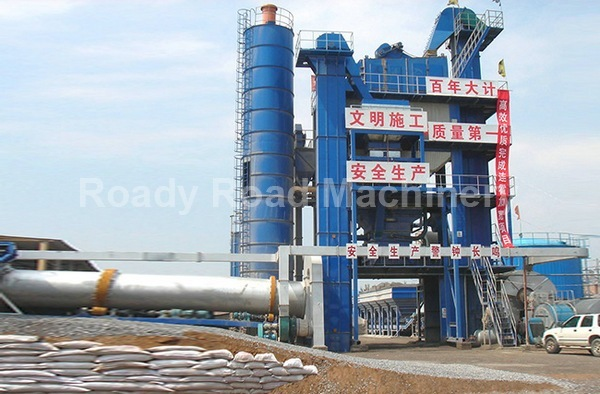 Roady ZLB160 Asphalt Recycling Plant