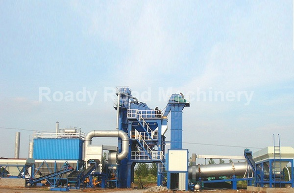 Roady ZLB120 Asphalt Recycling Plant