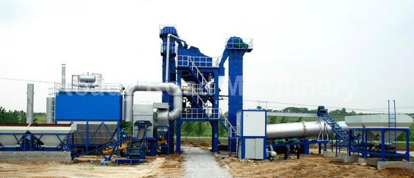 Roady ZLB80 Asphalt Recycling Plant