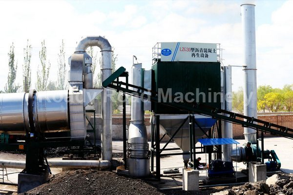 Roady LZG30  Asphalt Recycling Plant