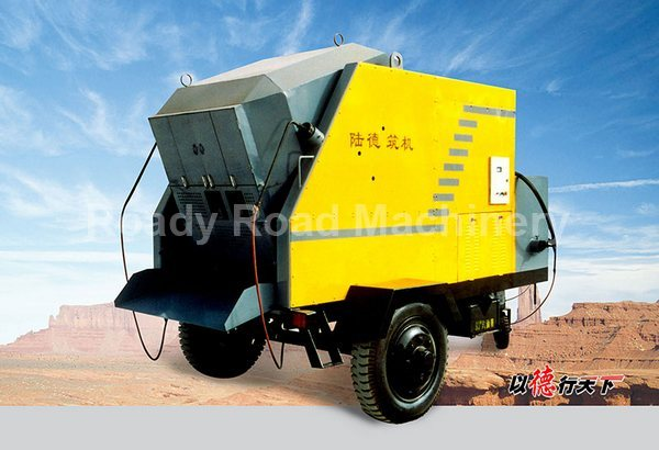 Roady LZO6 Asphalt Recycling Plant