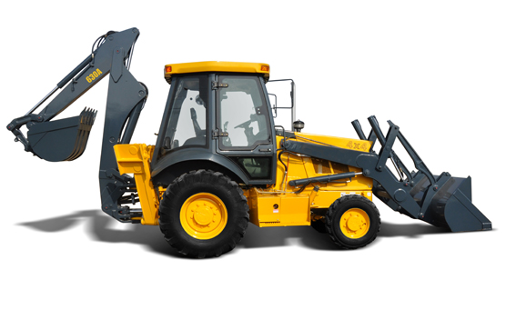 SINOMACH 630A Backhoe loader