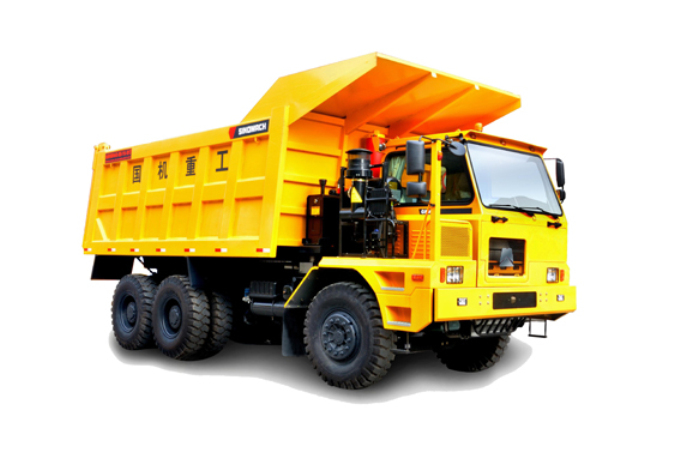 SINOMACH GKM76C Mining Vehicle