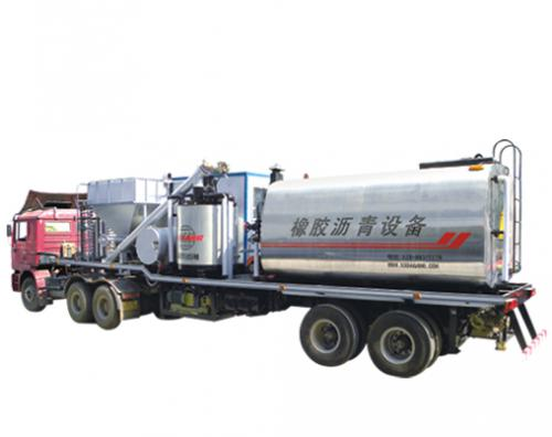 DAGANG Continuous Rubber Modified Asphalt Equipment