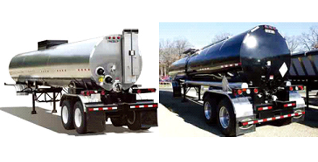 STARRY semi-trailer hot asphalt carrier tanker
