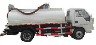 STARRY Suction-type sewage truck