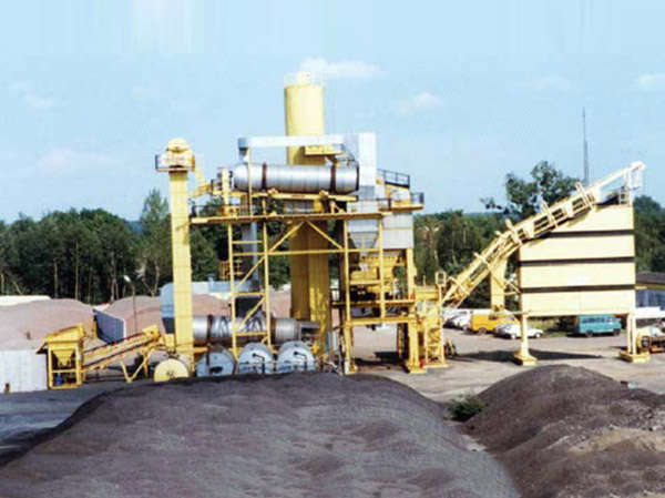 SHANTUI-JAANEOO RAH Asphalt plant mixing heat regeneration equipment