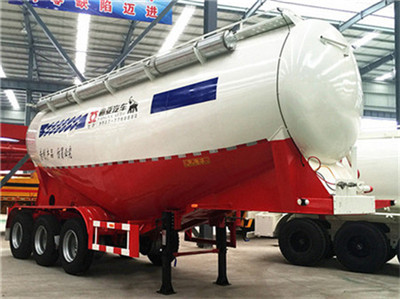 TONGYA AUTO bulk cement tanker semi trailer