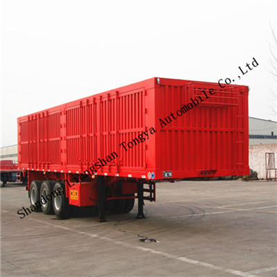 TONGYA AUTO Box Semi Trailer